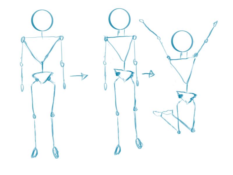 イラストのアタリの描き方の最適解を探してみた